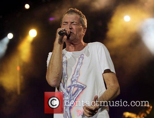 Deep Purple, Ian Gillan and O2 Arena 10