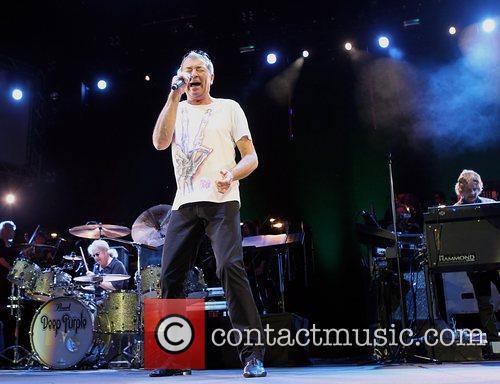 Deep Purple, Ian Gillan and O2 Arena 5