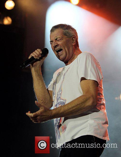 Deep Purple, Ian Gillan and O2 Arena 1