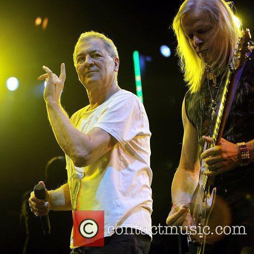Deep Purple and O2 Arena 2