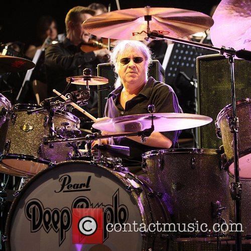 Deep Purple and O2 Arena 8