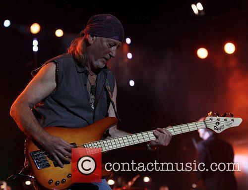 Deep Purple and O2 Arena 3
