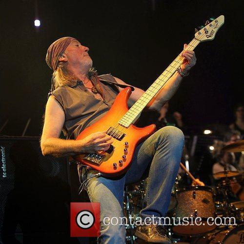 Deep Purple and O2 Arena 7