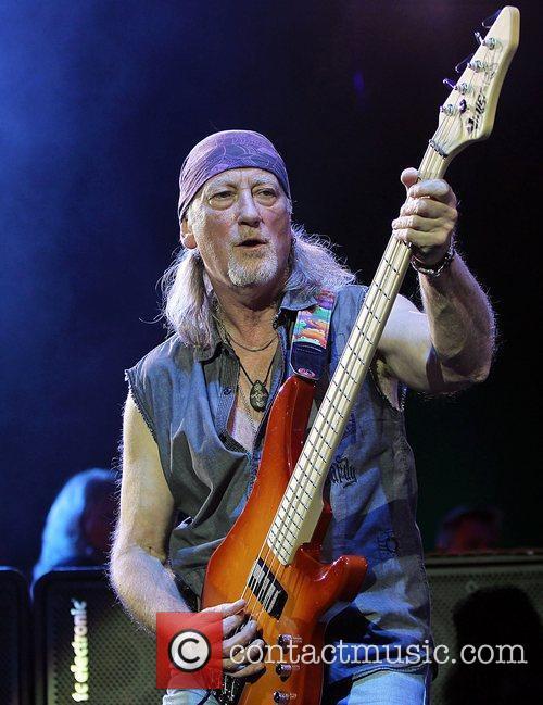 Deep Purple and O2 Arena 4