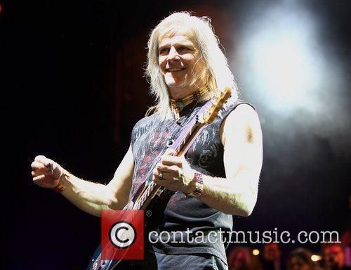 Deep Purple and O2 Arena 9