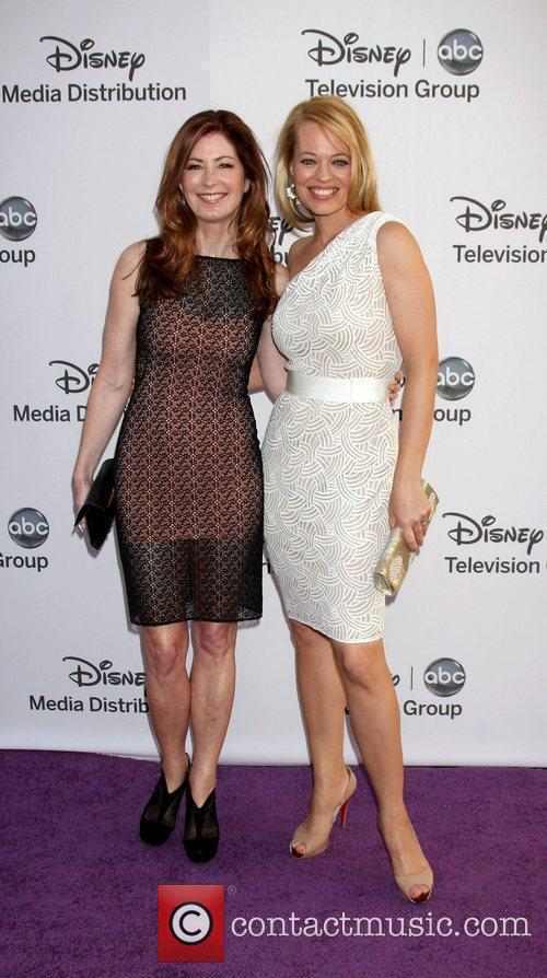Dana Delany and Jeri Ryan 1