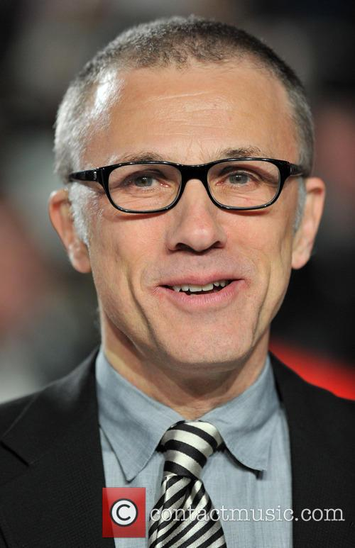 Christoph Waltz and Empire Leicester Square 1