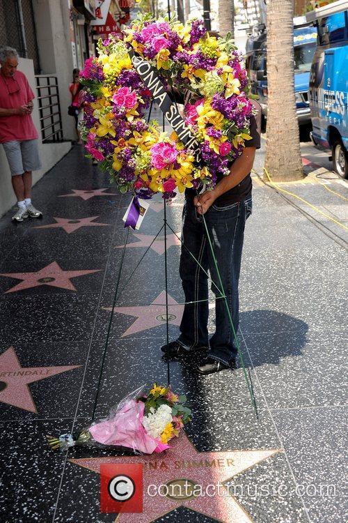 Donna Summer and Grammy 6