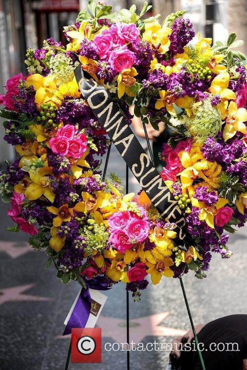 Donna Summer and Grammy 9