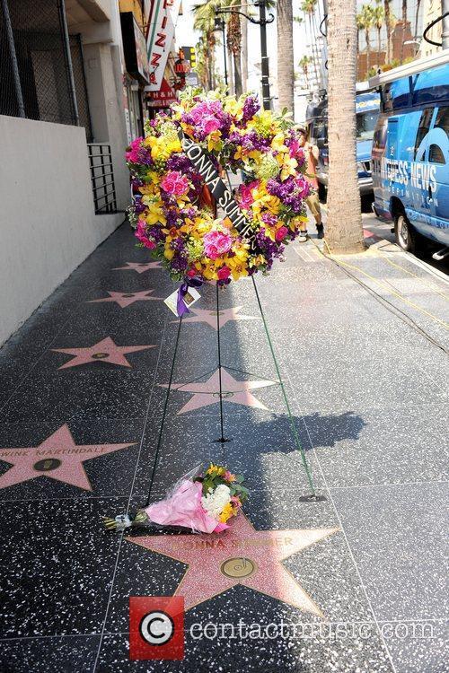 Donna Summer and Grammy 10