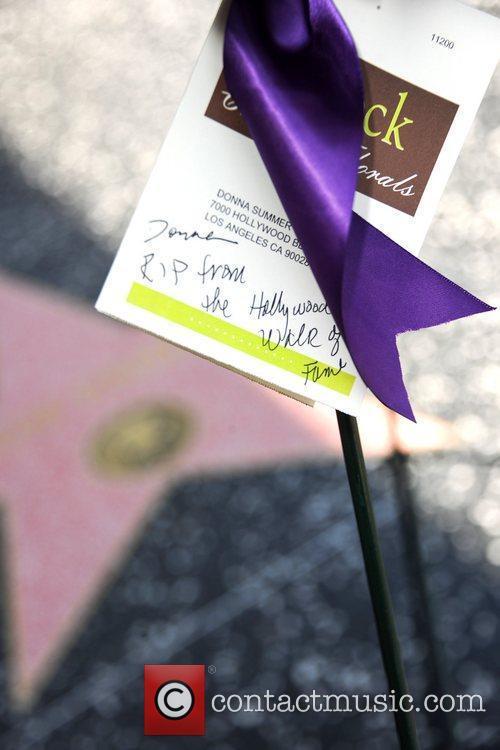 Donna Summer and Grammy 11