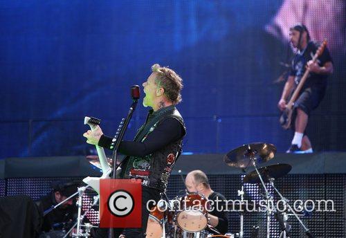James Hetfield, Metallica and Download Festival 7