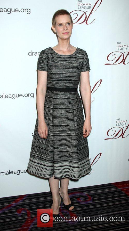 Cynthia Nixon and Drama League Awards 1