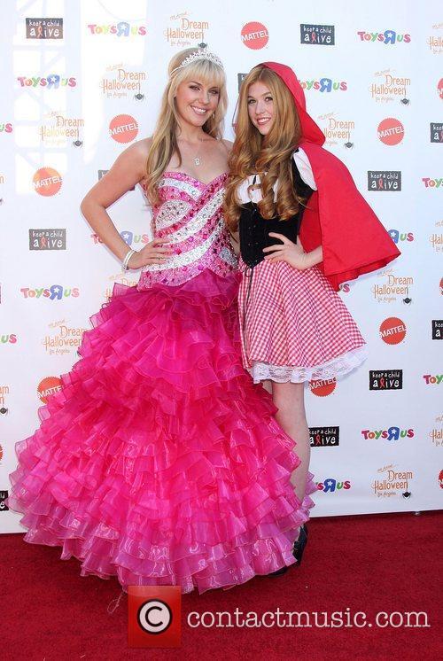 Barbie and Katherine Mcnamara 1