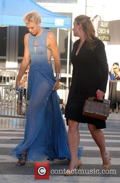Maria Sharapova and Espy Awards 1