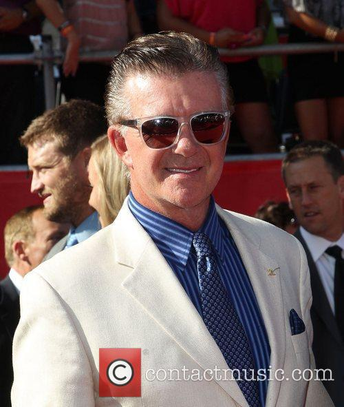 Alan Thicke and Drew Brees 2