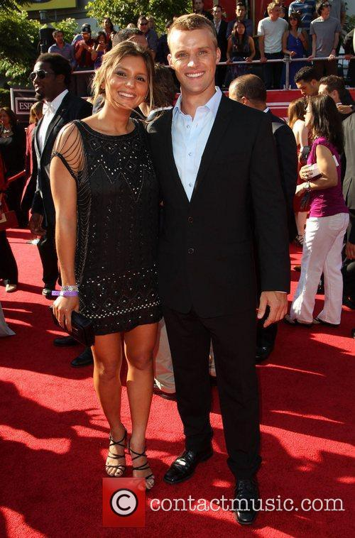 Jesse Spencer and Espy Awards