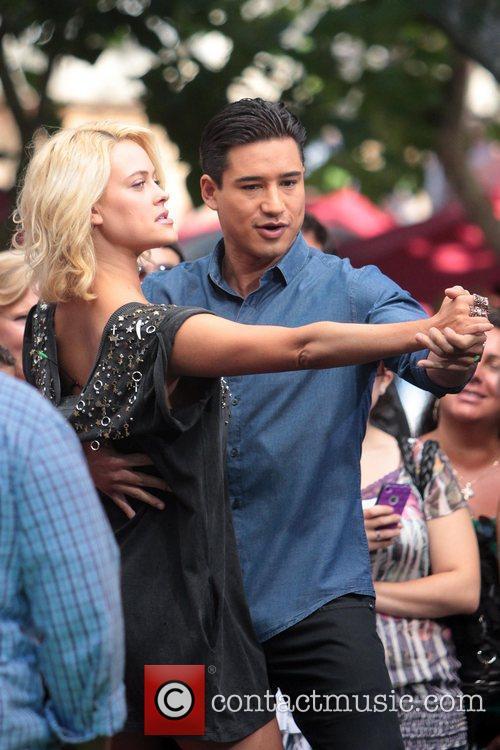 Dancing With The Stars and Peta Murgatroyd 7