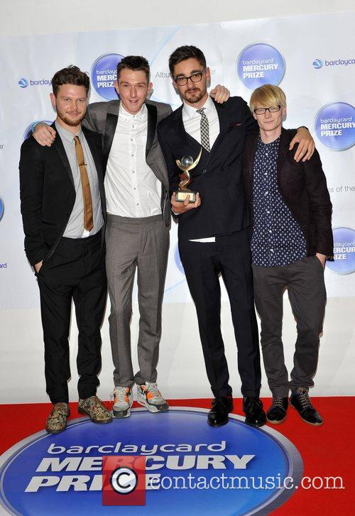 File Photo and Barclaycard Mercury Music Prize 1