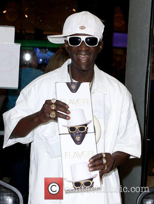 Public Enemy, Flavor Flav and Planet Hollywood 7