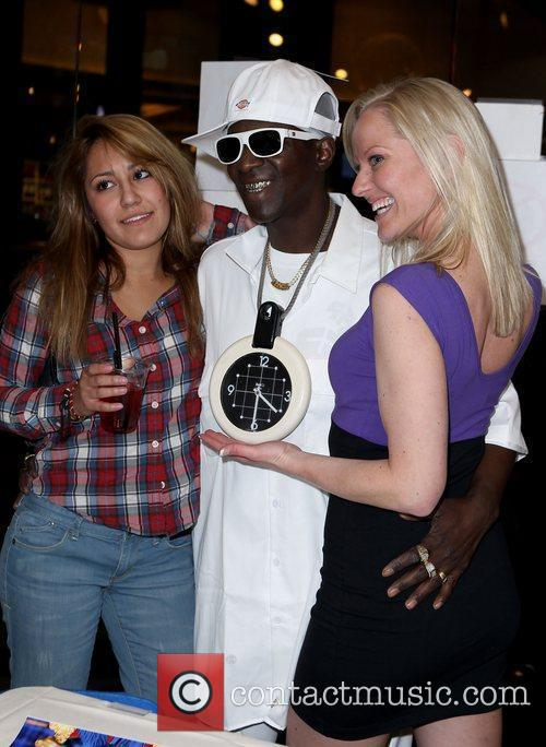 Public Enemy, Flavor Flav and Planet Hollywood 11