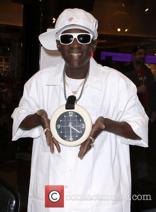 Public Enemy, Flavor Flav and Planet Hollywood 4