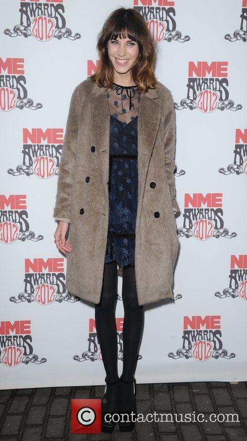 Alexa Chung, Nme and Brixton Academy 2