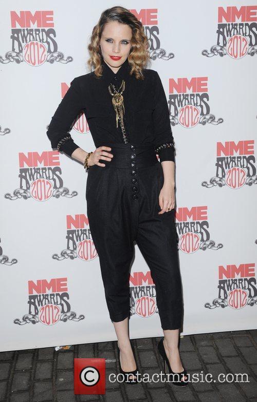 Anna Calvi, Nme and Brixton Academy 3