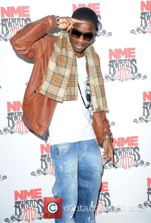 Tinchy Stryder, Nme and Brixton Academy 11