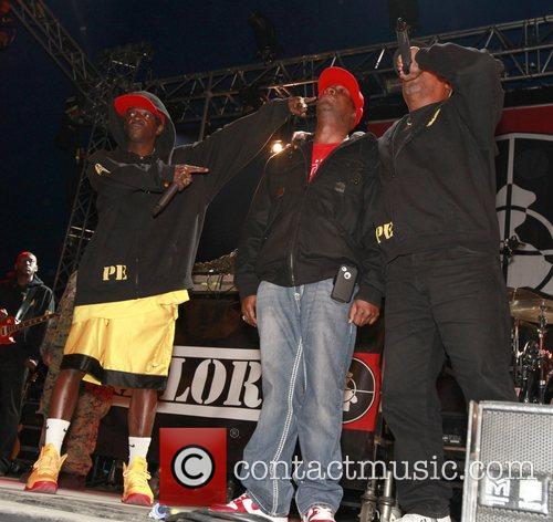 Public Enemy, Flavor Flav and Chuck D 8