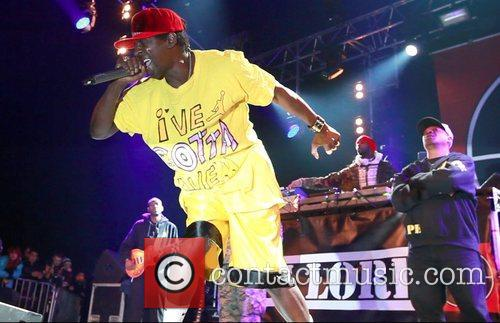 Public Enemy and Flavor Flav 2