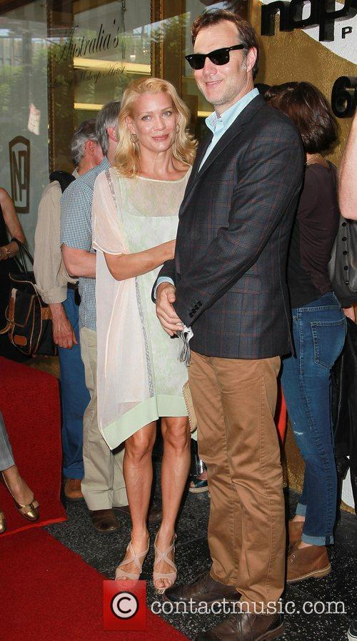 Laurie Holden and Walk Of Fame 1