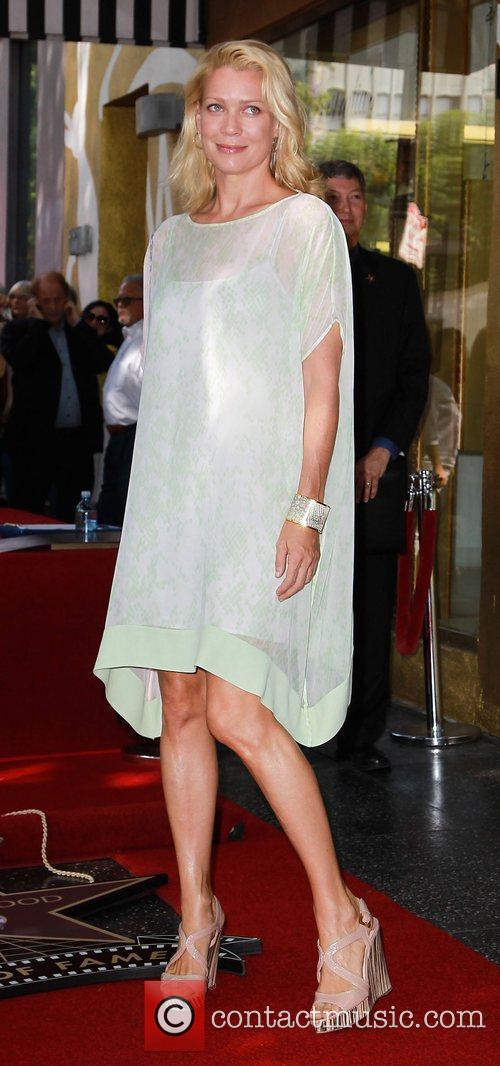 Laurie Holden and Walk Of Fame 2