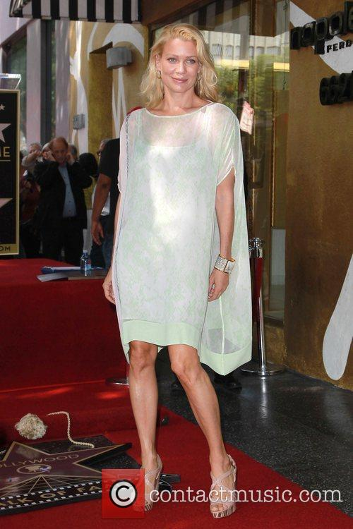 Laurie Holden and Walk Of Fame 5
