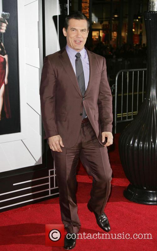 Josh Brolin and Grauman's Chinese Theater 5