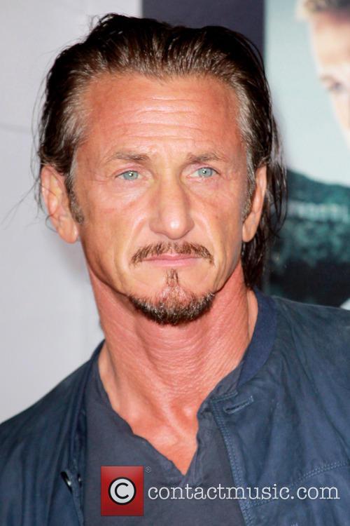 Sean Penn and Grauman's Chinese Theater 8