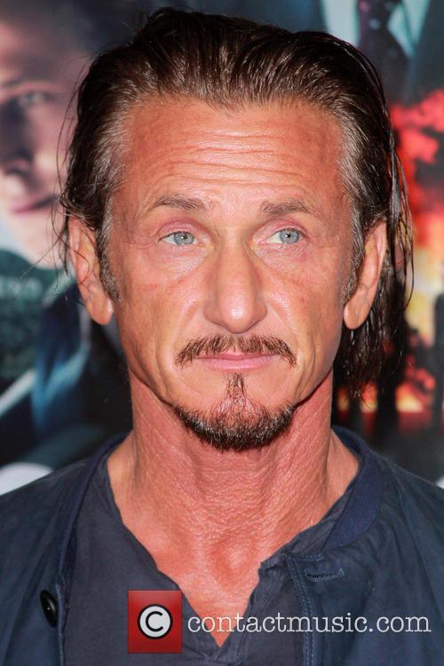 Sean Penn and Grauman's Chinese Theater 10