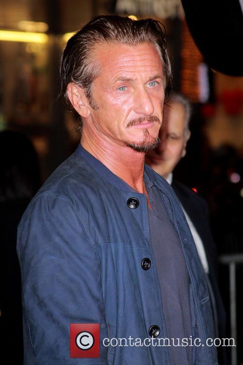 Sean Penn and Grauman's Chinese Theater 7