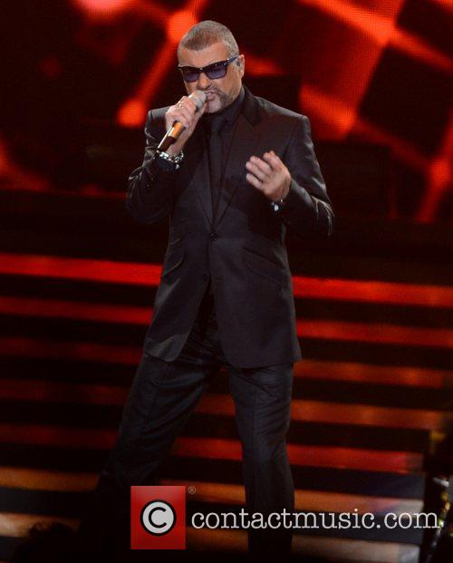 George Michael, Earl's Court, London and England 1