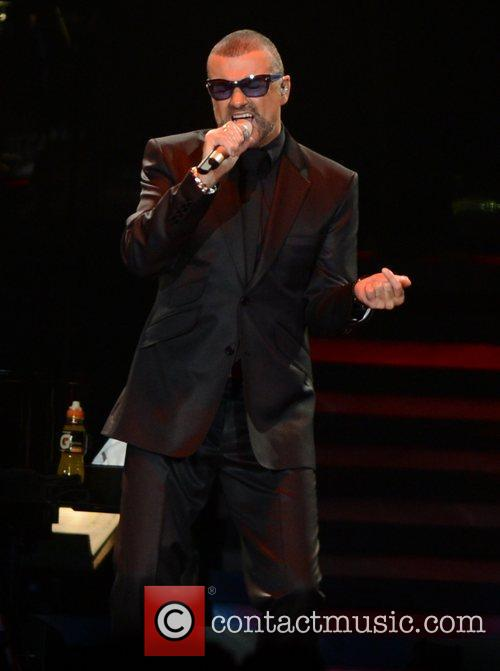 George Michael, Earl's Court, London and England 6