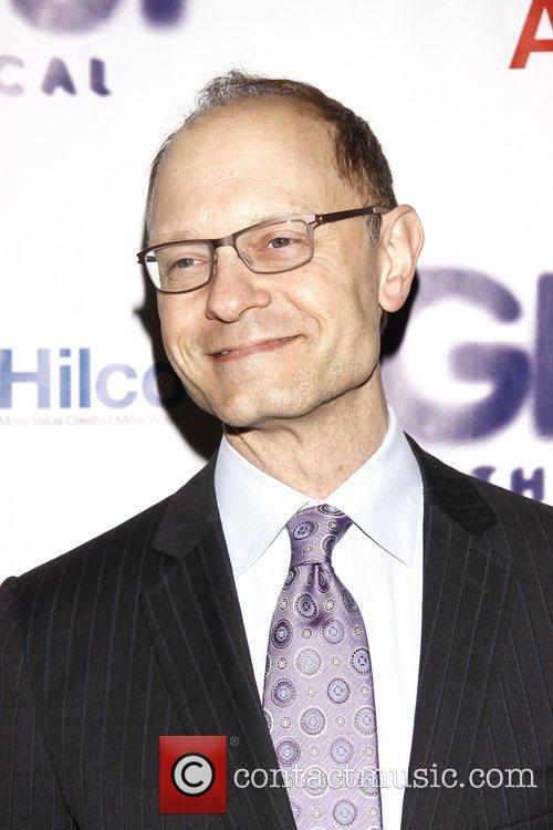 David Hyde Pierce and Lunt-fontanne Theatre 5