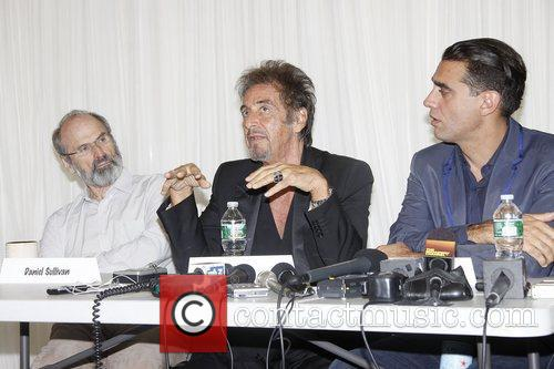 Daniel Sullivan, Al Pacino, Bobby Cannavale Meet, Broadway, Glengarry Glen Ross, Ballet Hispanico. New York and City 6