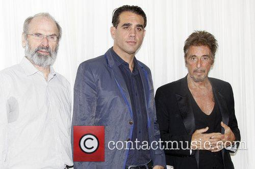 Daniel Sullivan, Bobby Cannavale, Al Pacino Meet, Broadway, Glengarry Glen Ross, Ballet Hispanico. New York and City 5