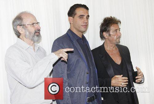 Daniel Sullivan, Bobby Cannavale, Al Pacino Meet, Broadway, Glengarry Glen Ross, Ballet Hispanico. New York and City 1