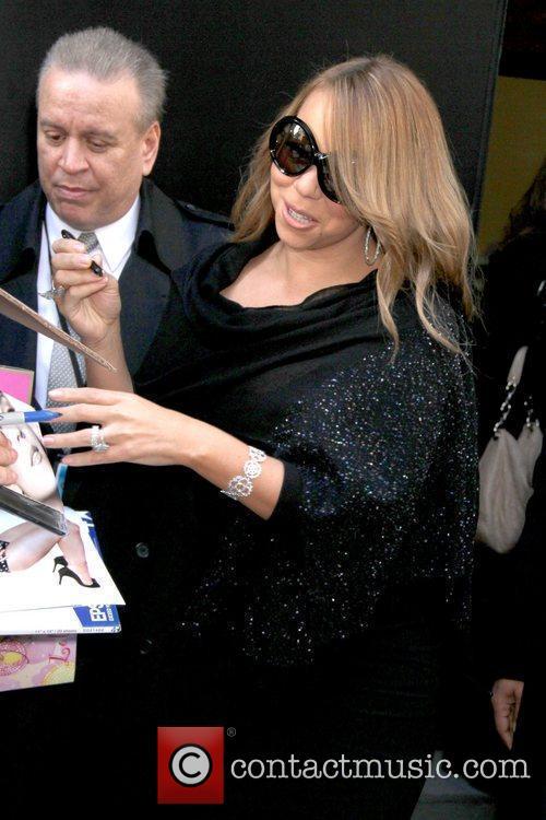 Mariah Carey and Abc Studios 2