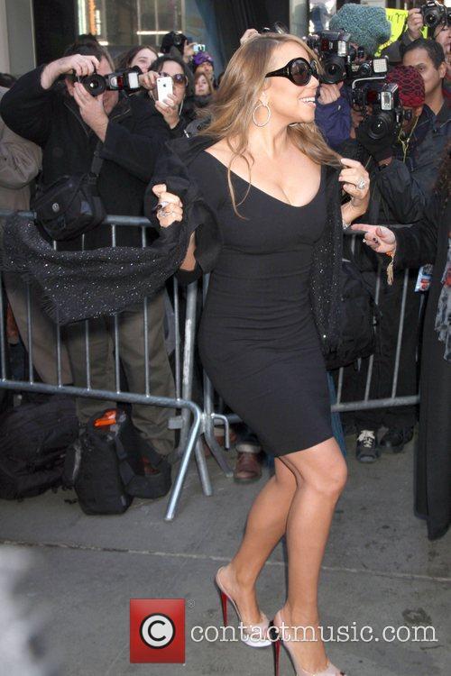 Mariah Carey and Abc Studios 3