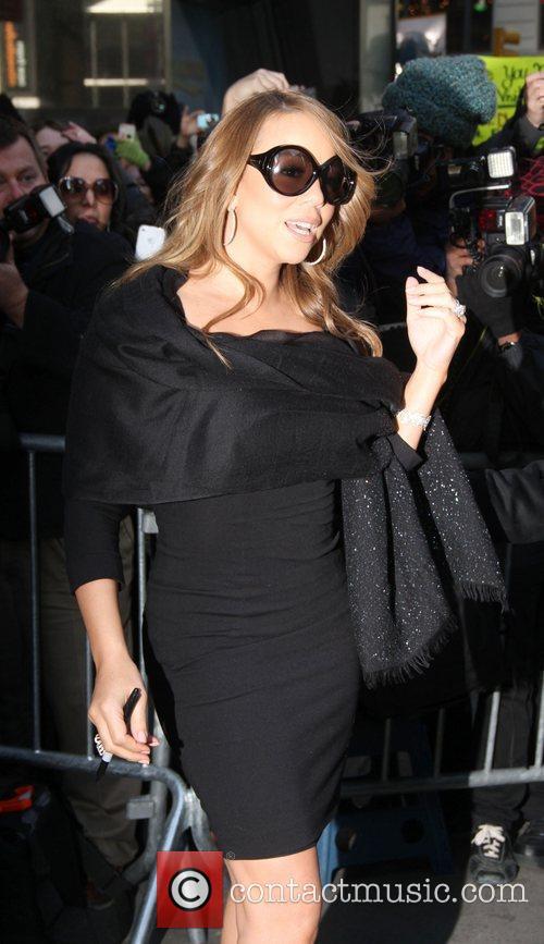 Mariah Carey and Abc Studios 8