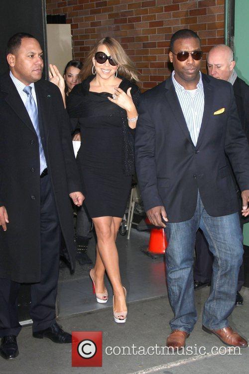 Mariah Carey and Abc Studios 10