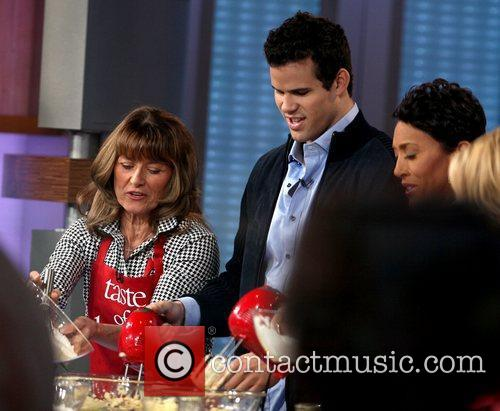 Kris Humphries and Good Morning America