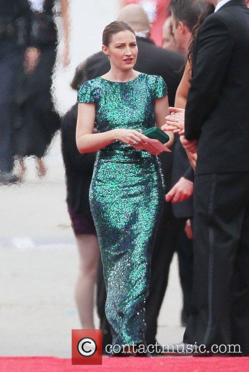 Kelly Macdonald, Golden Globe Awards and Beverly Hilton Hotel